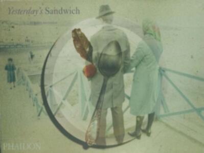 Yesteday's sandwich - Boris Mikhalov - copertina