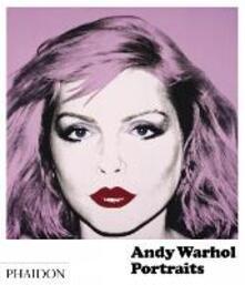 Andy Warhol Portraits - copertina