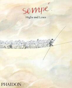Hights and lows - Jean-Jacques Sempé - copertina
