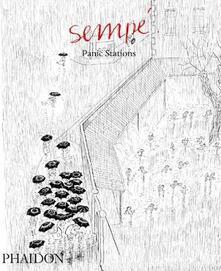 Panic stations - Jean-Jacques Sempé - copertina