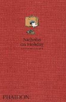 Nicholas on Holiday - René Goscinny,Jean-Jacques Sempé - copertina