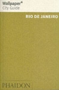 Foto Cover di Rio de Janeiro. Ediz. inglese, Libro di  edito da Phaidon