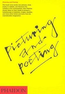 Picturing and poeting - Alan Fletcher - copertina