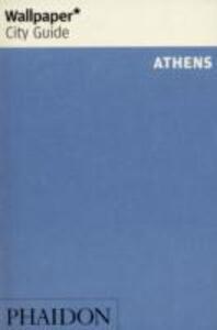 Athens. Ediz. inglese - copertina