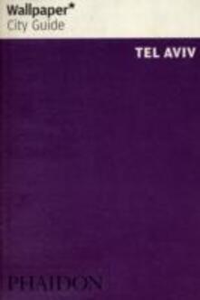 Tel Aviv. Ediz. inglese - copertina