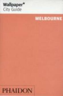 Melbourne. Ediz. inglese - copertina