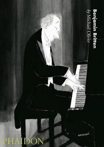 Libro Benjamin Britten. 20th century composers Michael Oliver