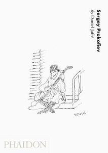 Sergej Prokof'ev. 20th century composers - Daniel Jaffé - copertina