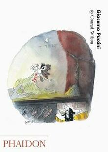 Giacomo Puccini. 20th century composers - Conrad Wilson - copertina
