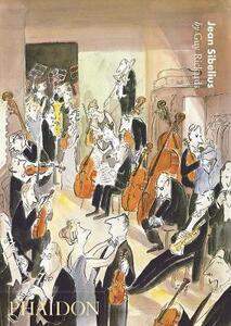 Jean Sibelius. 20th century composers - Guy Rickards - copertina