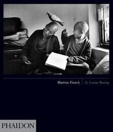 Martine Franck - Louise Baring - copertina