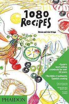 1080 recipes - copertina