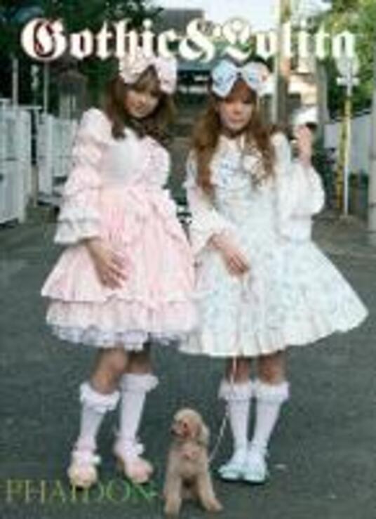 Gothic & Lolita - Masayuki Yoshinaga,Katsushiko Ishikawa - copertina