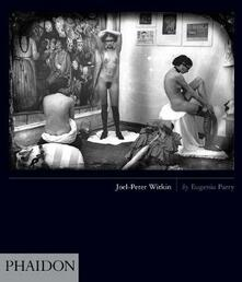 Joel-Peter Witkin. Ediz. inglese - Eugenia Parry - copertina