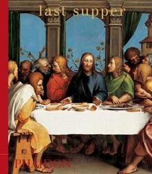 Last supper - copertina