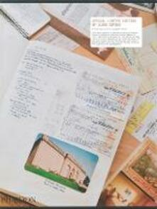 Road trip journal (A) - Stephen Shore - copertina