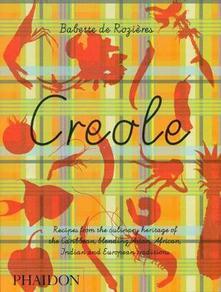 Creole - Babette De Rozières - copertina