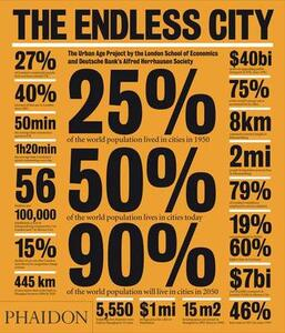 The endless city. The urban project by the London School of Economics and Deutsche Bank's Alfred Herrhausen Society - copertina