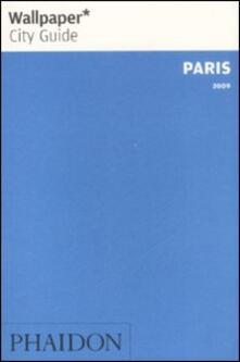 Paris 2009 - copertina