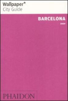 Barcelona 2009 - copertina