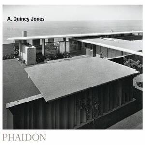 A. Quincy Jones. Ediz. inglese - Cory Buckner - copertina
