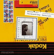 The seventh dog. Ediz. inglese - Danny Lyon - copertina