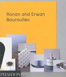 Ronan and Erwan Bouroullec - copertina