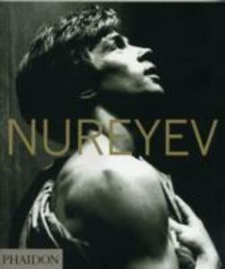 Nureyev. Ediz. inglese - Howard Brown - copertina