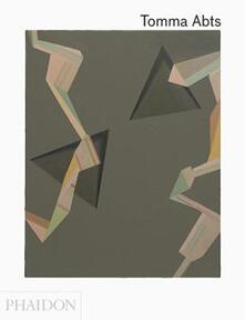 Tomma Abts. Ediz. inglese - Laura Hoptman,Bruce Hainley,Jan Verwoert - copertina