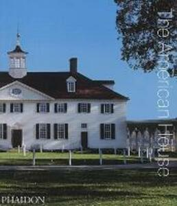 The american house - copertina