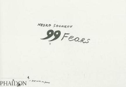 Ninetynine fears - Nedko Solakov - copertina