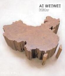 Ai Weiwei. Ediz. inglese - Karen Smith,Hans Ulrich Obrist,Bernhard Fibicher - copertina