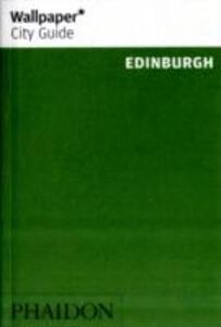 Edinburgh - copertina