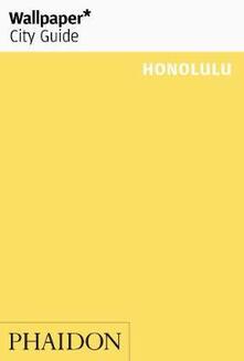 Honolulu - copertina