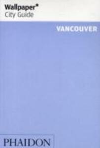 Vancouver. Ediz. inglese - copertina
