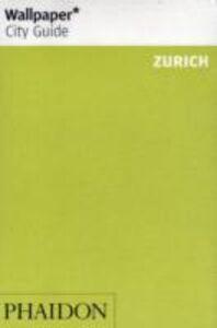 Libro Zurich. Ediz. inglese