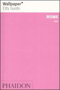 Rome 2009 - copertina