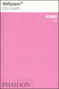 Foto Cover di Rome 2009, Libro di  edito da Phaidon
