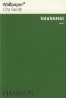 Shanghai 2009. Ediz. inglese - copertina