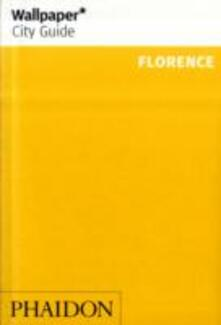 Florence. Ediz. illustrata - Jonathan Lee - copertina