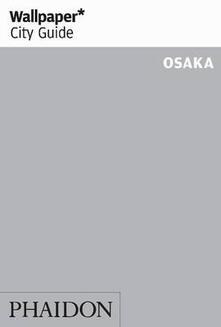 Osaka. Ediz. inglese - copertina