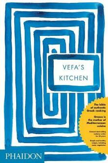 Vefa's kitchen - copertina