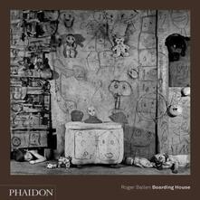 Boarding house - Roger Ballen - copertina