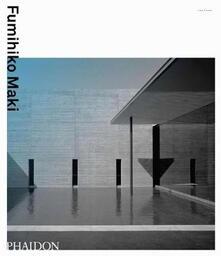Fumihiko Maki. Ediz. inglese - copertina