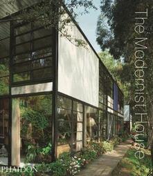 The modernist house - copertina
