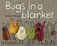 Bugs in a blanket - Beatrice Alemagna - copertina