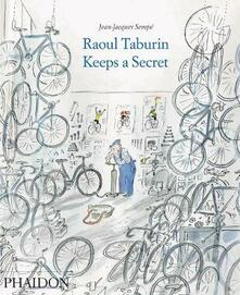 Raoul Taburin keeps a secret - Jean-Jacques Sempé - copertina