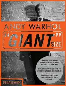 Libro Andy Warhol. «Giant» size