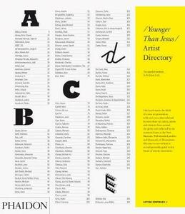 Younger than Jesus: artist directory - copertina