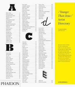 Libro Younger than Jesus: artist directory